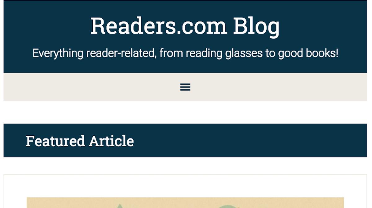 Readers.com Blog